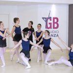 Le ballerine Advanced Foundation della scuola GB StudioDanza